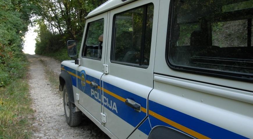 Strani državljanin ranjen u lovu na području Jasenovca