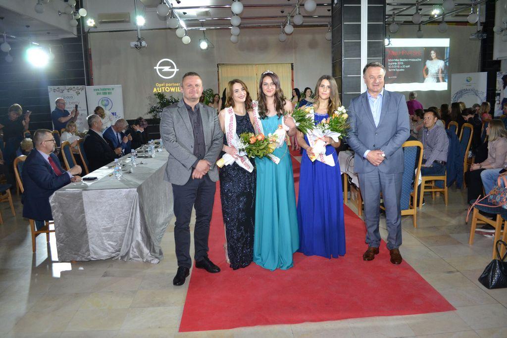 Helena Ćatić, nova Miss Sisačko-moslavačke županije