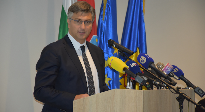 HDZ: Nismo privatizirali Hrvatski sabor zbog Europske pučke stranke