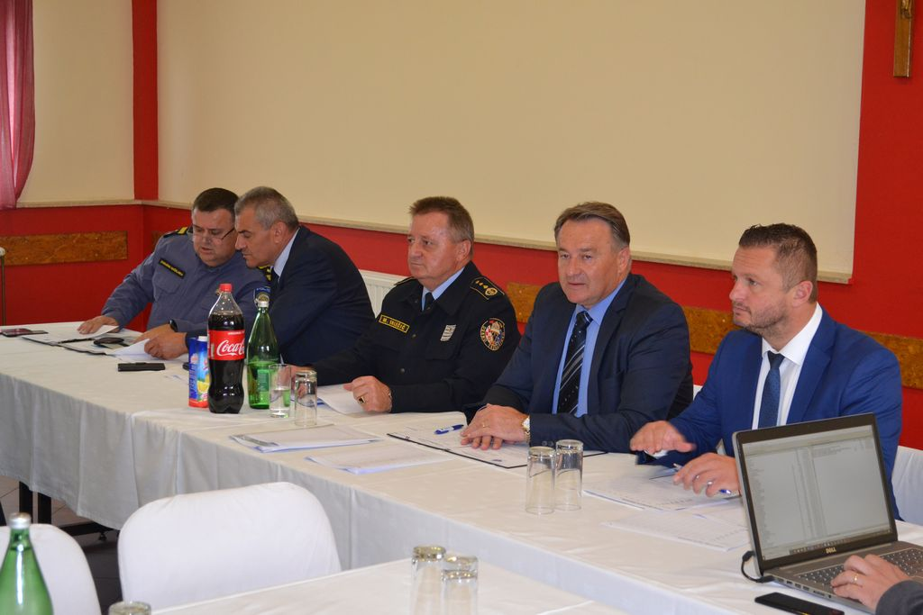 Ivo Žinić: Sigurnost naših građana vrlo je važna za sve nas