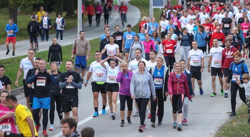 B2Run okupio oko osam tisuća trkača
