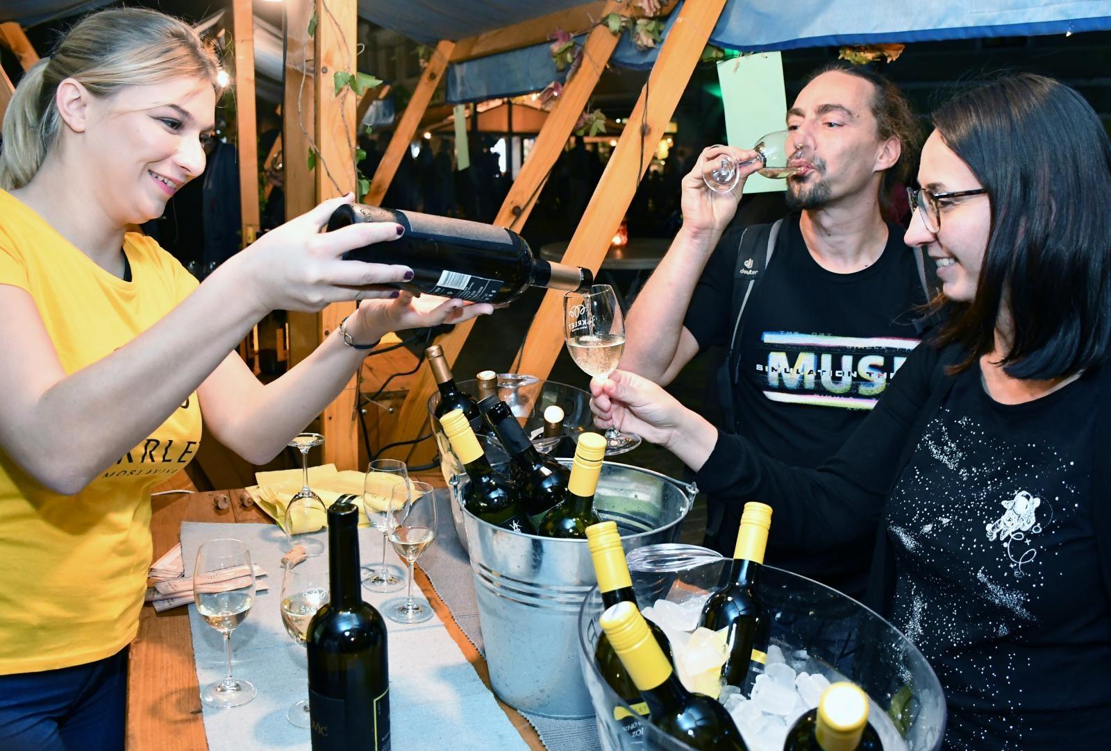 VIDEO: Vino i sve sisačko fino – jesen uz mlada vina i lokalne delicije