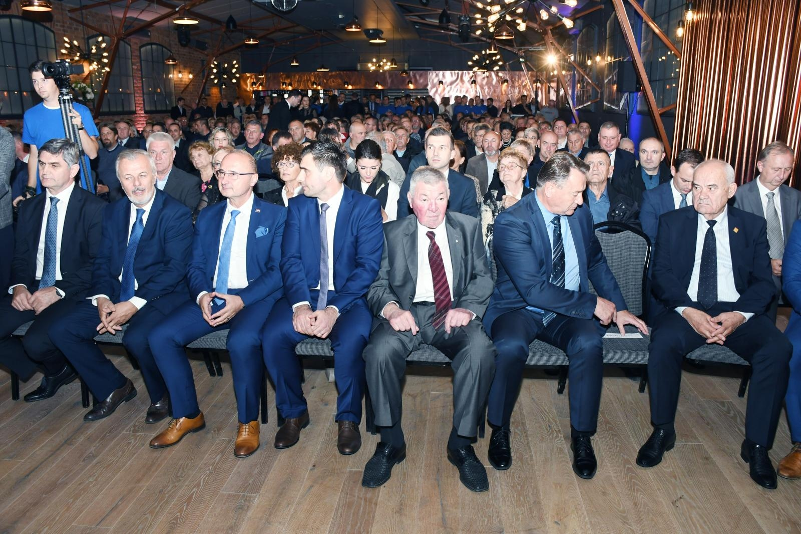 Sisački HDZ obilježio 30 godina rada