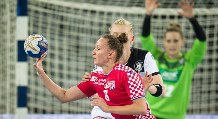 RUKOMETNI SPEKTAKL U ARENI ZAGREB – Remi ženskih reprezentacija Hrvatske i Njemačke