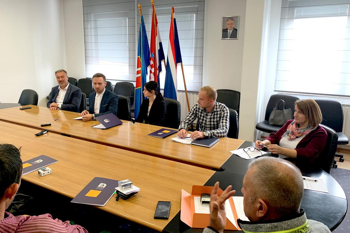 Dodijeljena sredstva novim poduzetnicima s područja Novske