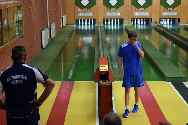 Sljedeći tjedan započinje rekonstrukcija kuglane u Športskom centru Kutina