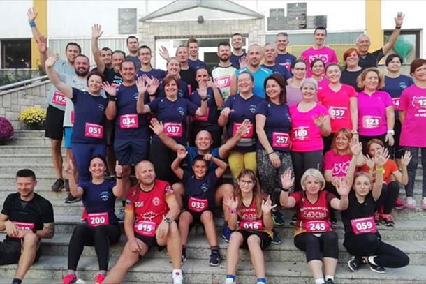 """Humanitarna utrka """"Novska za nju"""" privukla preko 500 trkača dobra srca"""