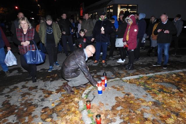 Kutinčani još jednom poručili kako Vukovar i njegova žrtva nikada neće biti zaboravljena