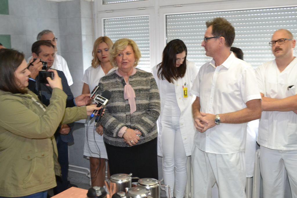 U sisačkoj bolnici obilježen Međunarodni dan radiologije