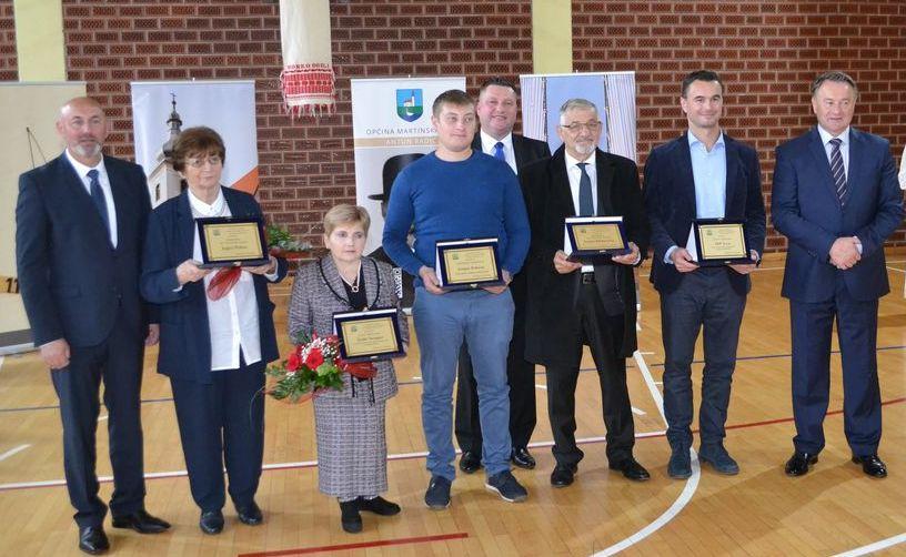 U Martinskoj Vesi proslavljen crkveni god i Dan općine