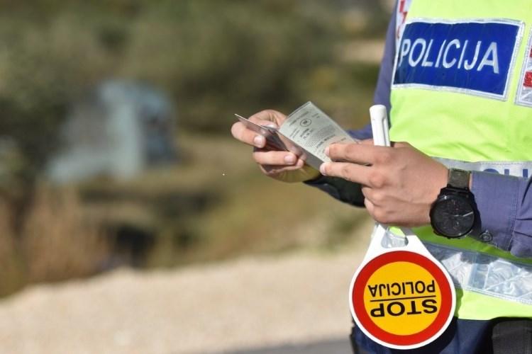 20 dana zatvora za vožnju pod zabranom, utjecajem alkohola i bez važeće vozačke dozvole