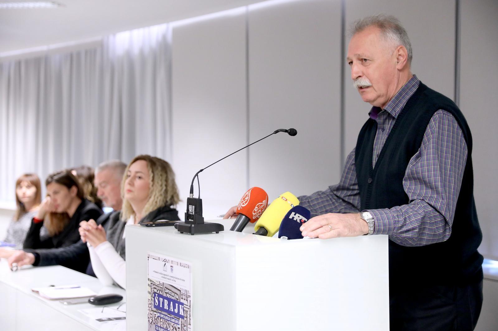 U srijedu nema nastave u školama Sisačko-moslavačke županije