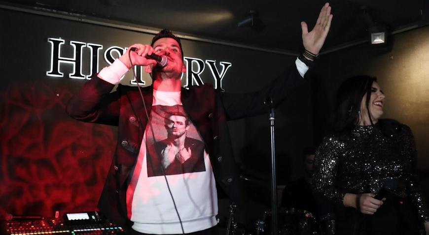 VIDEO: Bojan Jambrošić obilježio deset godina glazbene karijere