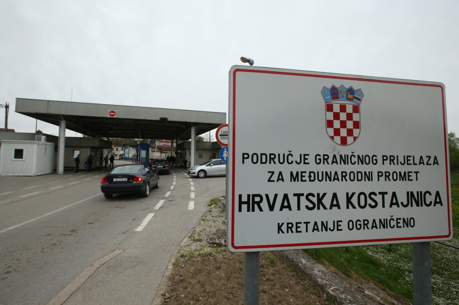 Na teritorij Hrvatske državljanin BIH-a pokušao ući s lažnom registarskom pločicom
