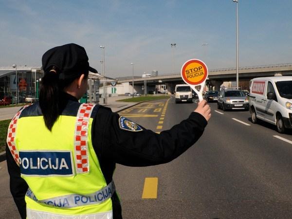 Na snazi su pojačane aktivnosti nadzora alkoholiziranosti u prometu