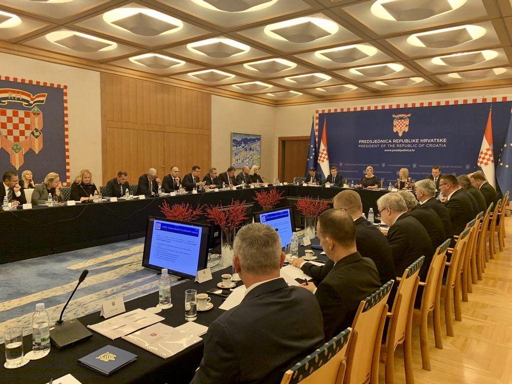 Predsjednica predstavile 34 preporuke za fiskalnu decentralizaciju i regionalni razvoj