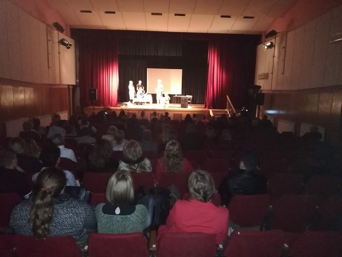 Europska noć kazališta u Popovači obilježena s dvije zanimljive predstave