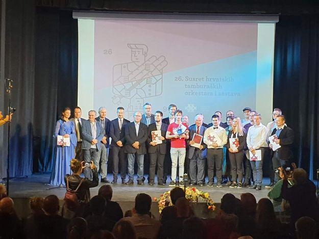KUD Repušnica osvojio drugo mjesto na Susretu hrvatskih tamburaških orkestara i sastava